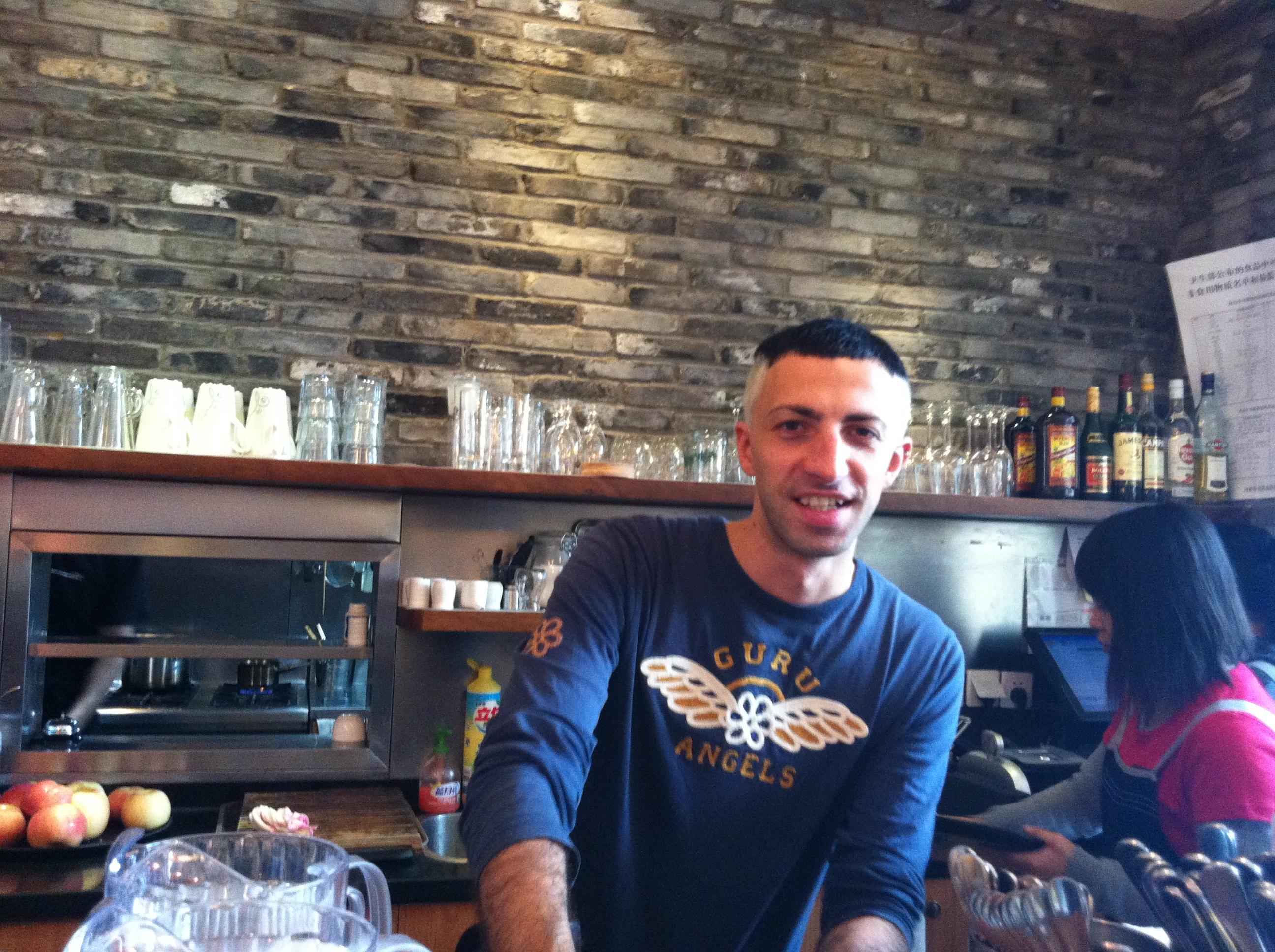 Hammock Organics Cafe Menu